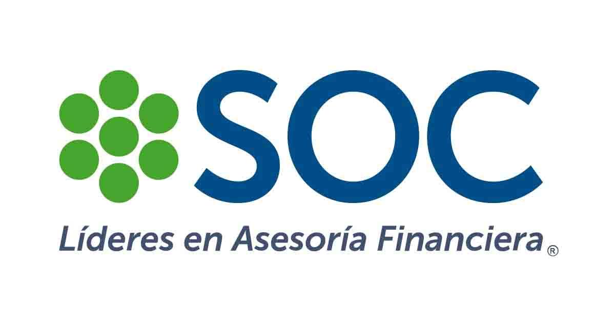 Logotipo SOC Líderes en Asesoría Financiera
